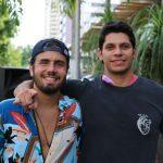 Artur Colares e Rodrigo Bastos 150x150 - Moleskine inicia programação de pré-carnaval ao som de DJs