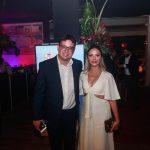 Bruno Lucena e Maria Carolina 150x150 - Corpvs Segurança comemora 45 anos com festa no La Maison