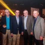 Carlos Lens Gaudêncio Lucena Luciano Ferrer e José Leite 150x150 - Corpvs Segurança comemora 45 anos com festa no La Maison
