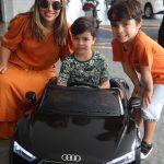 Carol Palacio Antonio Palacio e Benicio Palacio 150x150 - Audi Center Fortaleza recebe clientes com feijoada