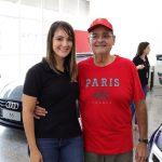 Cizy Macedo e Joao Bezerra Neto 150x150 - Audi Center Fortaleza recebe clientes com feijoada