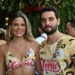 Clara Teles e Matheus Abreu 150x150 - Moleskine inicia programação de pré-carnaval ao som de DJs