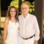 Conceição e Romeu Barbosa 150x150 - Branca e Racine Mourão comemoram aniversário com white party