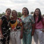 Cristiane Acioli Elisa Aguiar Verônica Silva e Fabíola Rocha 2 150x150 - Sons da Terra reúne nomes da música no Colosso em ação beneficente