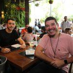Deda Gomes e Herlson Dias 150x150 - Moleskine inicia programação de pré-carnaval ao som de DJs