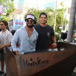 Djs André Guerreiro e RB 150x150 - Moleskine inicia programação de pré-carnaval ao som de DJs