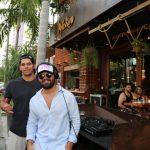 Djs RB e André Guerreiro 150x150 - Moleskine inicia programação de pré-carnaval ao som de DJs