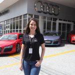 Erika Bessa 150x150 - Audi Center Fortaleza recebe clientes com feijoada