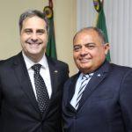 Erinaldo Dantas e Teodoro Silva Santos 150x150 - Kamile Castro é empossada juíza do TRE-CE