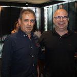 Ernani Cavalcante e Márcio Menezes 150x150 - Letícia Studart celebra aniversário ao lado de amigos