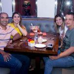 Fabricio e Luciana Pessoa Ivana e Paulo Morais 150x150 - Hard Rock Café promove mais uma noite do projeto Live Music