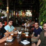 Felipe Araújo Matheus Celestino Igos Maia e Emanuel Teixeira 150x150 - Moleskine inicia programação de pré-carnaval ao som de DJs