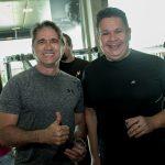 Franzé Pinheiro e Marcos Saraiva 150x150 - Volvo GNC Suécia realiza café da manhã especial na CB Fitness