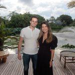 Gabriel Parente e Paola Sampaio 150x150 - Sons da Terra reúne nomes da música no Colosso em ação beneficente