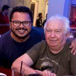 Gilmar Oliveira e Artur Chaves 150x150 - Hard Rock Café promove mais uma noite do projeto Live Music