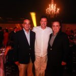 Gualter Lucena Ricardo Lopes e Max Câmara 150x150 - Corpvs Segurança comemora 45 anos com festa no La Maison