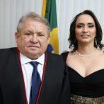 Haroldo Maximo e Kamile Castro 1 150x150 - Kamile Castro é empossada juíza do TRE-CE