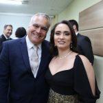 Helio Parente e Kamile Castro 150x150 - Kamile Castro é empossada juíza do TRE-CE