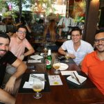 Henrique Ramalho Bruno Fernandes Paulo Victor Gurjão e João Paulo Costa 150x150 - Moleskine inicia programação de pré-carnaval ao som de DJs