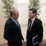 Honório Pinheiro e Mauro Filho 150x150 - FIEC recebe Rogério Simonetti em palestra para convidados