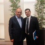 Honório Pinheiro e Mauro Filho 2 150x150 - FIEC recebe Rogério Simonetti em palestra para convidados