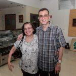 IeDa Carvalheda e Sidarta Cavalcante 1 150x150 - Livro de Joca Reiners Terron é lançado no Porto Iracema