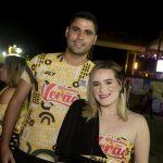 Isabela Holanda e Iago Cabral 150x150 - Bloquinho de Verão recebe Bell Marques em sua segunda edição de 2020