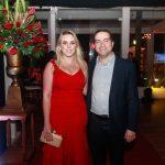 Jade e Marcelo Paz 150x150 - Corpvs Segurança comemora 45 anos com festa no La Maison