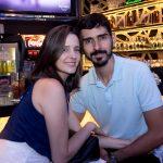 Janaína Costa e Dejandir Costa 150x150 - Hard Rock Café promove mais uma noite do projeto Live Music