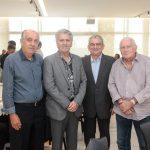 João Guimarães Clóvis Bezerra Marcelo Maranhão e Chico Barreto 150x150 - FIEC recebe Rogério Simonetti em palestra para convidados