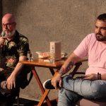 Joca Reiners Terron e Júlio Camilo 1 150x150 - Livro de Joca Reiners Terron é lançado no Porto Iracema