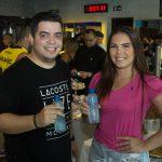 Jonatan Vieira e Marla Santos 1 150x150 - Volvo GNC Suécia realiza café da manhã especial na CB Fitness
