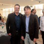José Carlos Gama e Edgar Gadelha 150x150 - FIEC recebe Rogério Simonetti em palestra para convidados