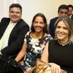 José Marques Janine Whitehurst e Daniela Fonteles 150x150 - Kamile Castro é empossada juíza do TRE-CE
