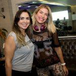 Kamila Monteiro e Lore Improta 150x150 - Volvo GNC Suécia realiza café da manhã especial na CB Fitness