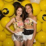 Katerine Marques e Mariana Barreto 150x150 - Bloquinho de Verão recebe Bell Marques em sua segunda edição de 2020