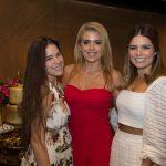 Laís Letícia e Letícia Studart 150x150 - Letícia Studart celebra aniversário ao lado de amigos