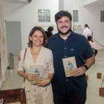 Lançamento do Livro a Morte e o Meteoro 150x150 - Livro de Joca Reiners Terron é lançado no Porto Iracema