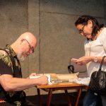 Lançamento do Livro a Morte e o Meteoro Joca Reiners Terron 11 150x150 - Livro de Joca Reiners Terron é lançado no Porto Iracema