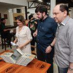 Lançamento do Livro a Morte e o Meteoro Joca Reiners Terron 2 1 150x150 - Livro de Joca Reiners Terron é lançado no Porto Iracema