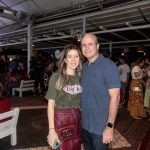 Lara Fujita e Luiz Eugênio Pequeno 150x150 - Sons da Terra reúne nomes da música no Colosso em ação beneficente