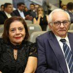 Lourdinha Galvão e Pedro Rego Castro 150x150 - Kamile Castro é empossada juíza do TRE-CE
