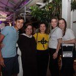 Lucas Sales Maria Cristina Sofia Sales Carísia Ribeiro e  150x150 - Sons da Terra reúne nomes da música no Colosso em ação beneficente