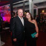 Luciano e Denise Cavalcante 150x150 - Corpvs Segurança comemora 45 anos com festa no La Maison