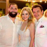 Luiz Victor Torres Branca e Racine Mourão 150x150 - Branca e Racine Mourão comemoram aniversário com white party