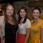 Luiziane Cavalcante Lorena Pouchain e Liliane Farias 150x150 - Letícia Studart celebra aniversário ao lado de amigos