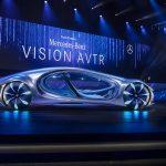 MERCEDES AVATAR 150x150 - Mercedes-Benz cria carro baseado no filme 'Avatar'