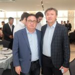 Manoel Linhares e Maurício Filizola 150x150 - FIEC recebe Rogério Simonetti em palestra para convidados