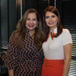 Martinha Assunção e Lorena Pouchain 150x150 - Letícia Studart celebra aniversário ao lado de amigos