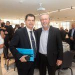 Mauro Filho e Candido Albuquerque 150x150 - FIEC recebe Rogério Simonetti em palestra para convidados